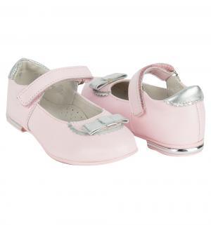 Туфли , цвет: розовый Shagovita
