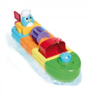 Игрушка для ванной  Веселый пароход Tomy
