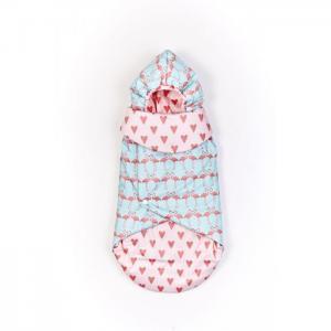Конверт для новорожденного Обнимашки с капюшоном Фламинго Rant
