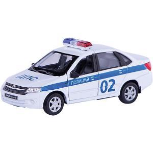 Модель машины 1:34-39 LADA Granta Полиция, Welly
