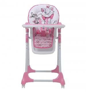 Стульчик для кормления  470 Кошка Мари, цвет: розовый Polini