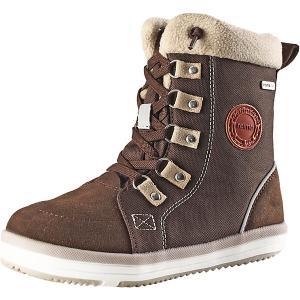 Утепленные ботинки  Freddo tec Reima. Цвет: коричневый