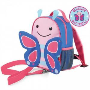 Рюкзак детский с поводком Бабочка Skip-Hop