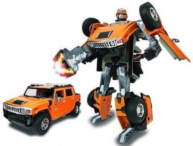 Робот-машина  Hummer H2 Happy Well
