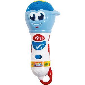 Музыкальная игрушка  Микрофон Clementoni