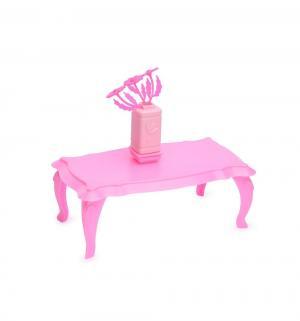 Мебель для кукол  Журнальный столик Огонек