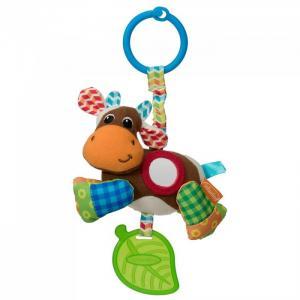 Подвесная игрушка  Коровка Infantino