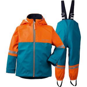 Комплект Didriksons Waterman: куртка и полукомбинезон DIDRIKSONS1913. Цвет: голубой