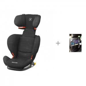 Автокресло  Rodi Fix Air Protect и мягкая накладка на ремень безопасности SeatBelt Pillow Diono Maxi-Cosi