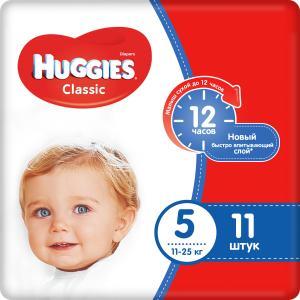 Подгузники  Classic (11-25 кг) шт. Huggies