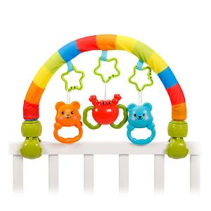Развивающая игрушка  Радуга-дуга Жирафики