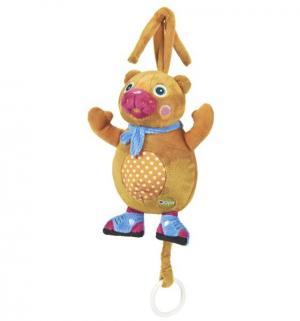 Подвесная игрушка  музыкальная Медвежонок Oops