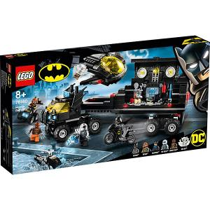 Конструктор  Super Heroes 76160: Мобильная база Бэтмена LEGO