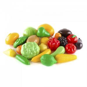 Набор Большой овощи-фрукты Пластмастер