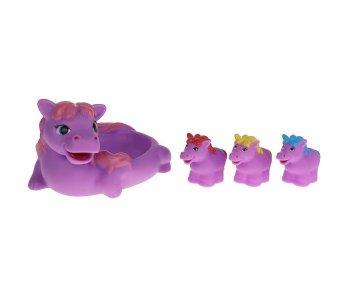 Игрушка для ванны Пони-мыльница Капитошка