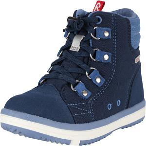 Ботинки tec Wetter Wash  для мальчика Reima. Цвет: темно-синий