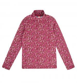 Водолазка , цвет: бордовый Cherubino