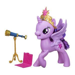 Интерактивная фигурка My Little Pony Разговор о дружбе, Твайлайт Спаркл (Искорка) Hasbro