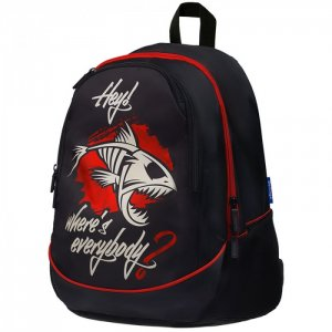 B-Active Рюкзак Angry fish Berlingo