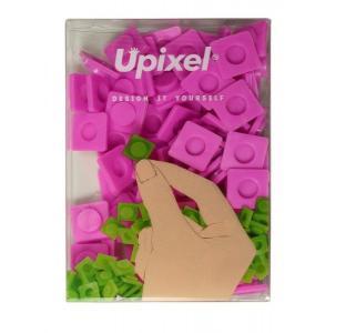 Фишки пиксельные большие  WY-P001 фуксия Upixel