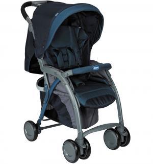 Прогулочная коляска  SimpliCity Plus Top, цвет: blue passion Chicco