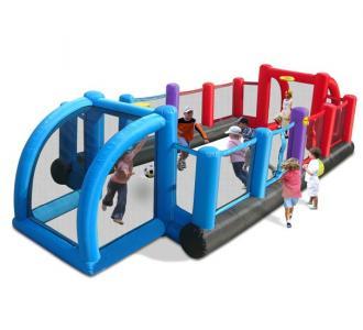 Надувные ворота Футбольная страна 9072N Happy Hop