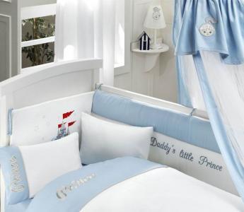 Балдахин для кроватки  Little Prince Bebe Luvicci