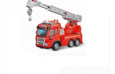 Пожарная машина на радиоуправлении IT106331 BeBoy