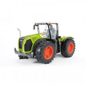 Трактор Claas Xerion 5000 с поворачивающейся кабиной, Bruder
