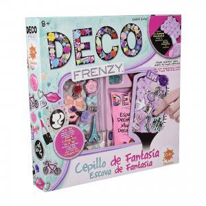 Набор для декорирования  Deco Frenzy, Роскошная расческа с ободком Cife Spain Business