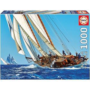 Пазл 1000 деталей Парусная лодка Educa