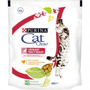 Корм сухой  Special Care Naturium для взрослых кошек при заболеваниях почек, птица, 400г Cat Chow