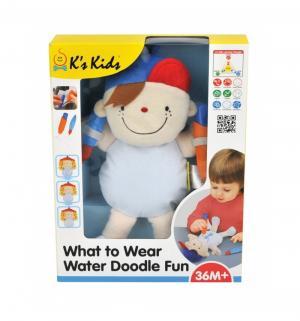 Развивающая игрушка Ks Kids Вейн Что носить K's
