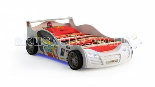 Подростковая кровать  Машина R 800 без подсветки Grifon Style