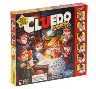 Настольная игра  Клуэдо Дело о пропавшем пироге Hasbro Games