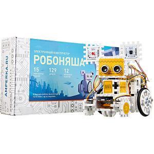Электронный конструктор  «Робоняша» продолжение набора «Йодо» Амперка