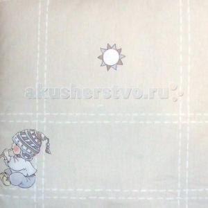 Одеяло  игровое 80х100 Bebe Jou