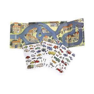 Магнитная игра  Машинки Egmont Toys