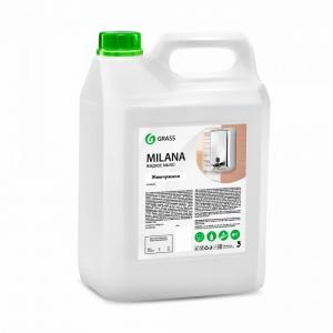 Жидкое крем-мыло Milana жемчужное 5 кг Grass