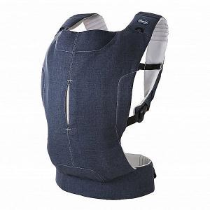 Рюкзак-переноска Chicco Myamaki denim. Цвет: синий