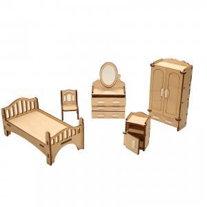 Деревянный набор мебели ХэппиДом Спальня Happykon