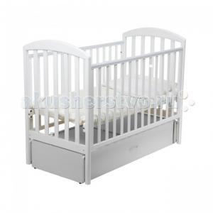 Детская кроватка  Джованни продольный маятник Papaloni