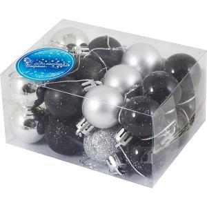 Набор елочных шаров , черные/серебрянные Волшебная страна. Цвет: schwarz/silber