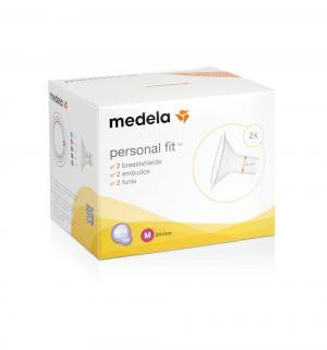 Накладка-воронка  PersonalFit размер M Medela