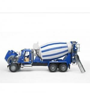 Бетономешалка  MACK Granite Truck Bruder