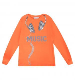 Джемпер , цвет: оранжевый Смена