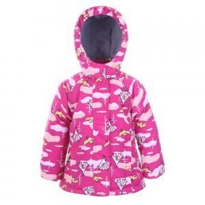 Куртка , цвет: розовый Lappi Kids
