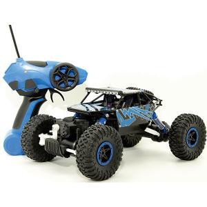 Радиоуправляемая машина  Внедорожник Crawler 1:18, синий Balbi