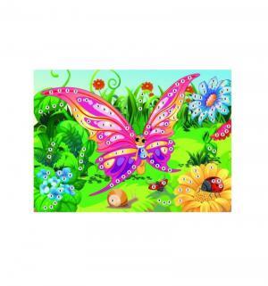 Аппликация  Бабочка Color Puppy