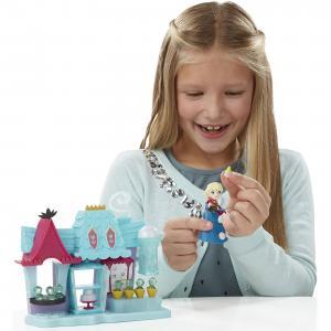 Игровой набор Disney Princess Холодное сердце Эльза и магазин сладостей Hasbro